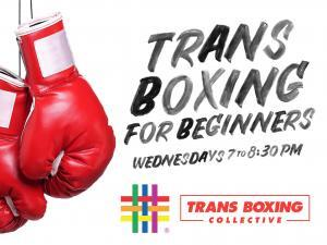 Trans Boxing for Beginners at Brooklyn Community Pride Center