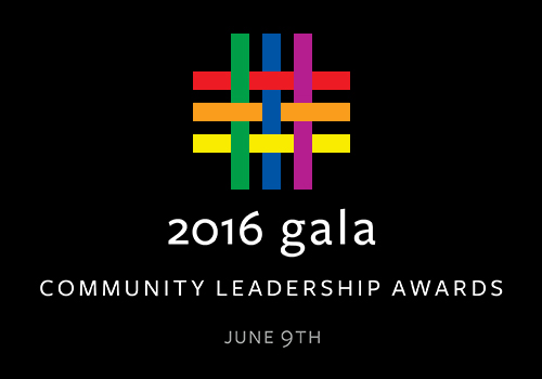 2016 Community Leadership Awards & Gala