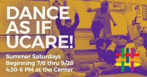 Dance As If UCARE! at Brooklyn Community Pride Center