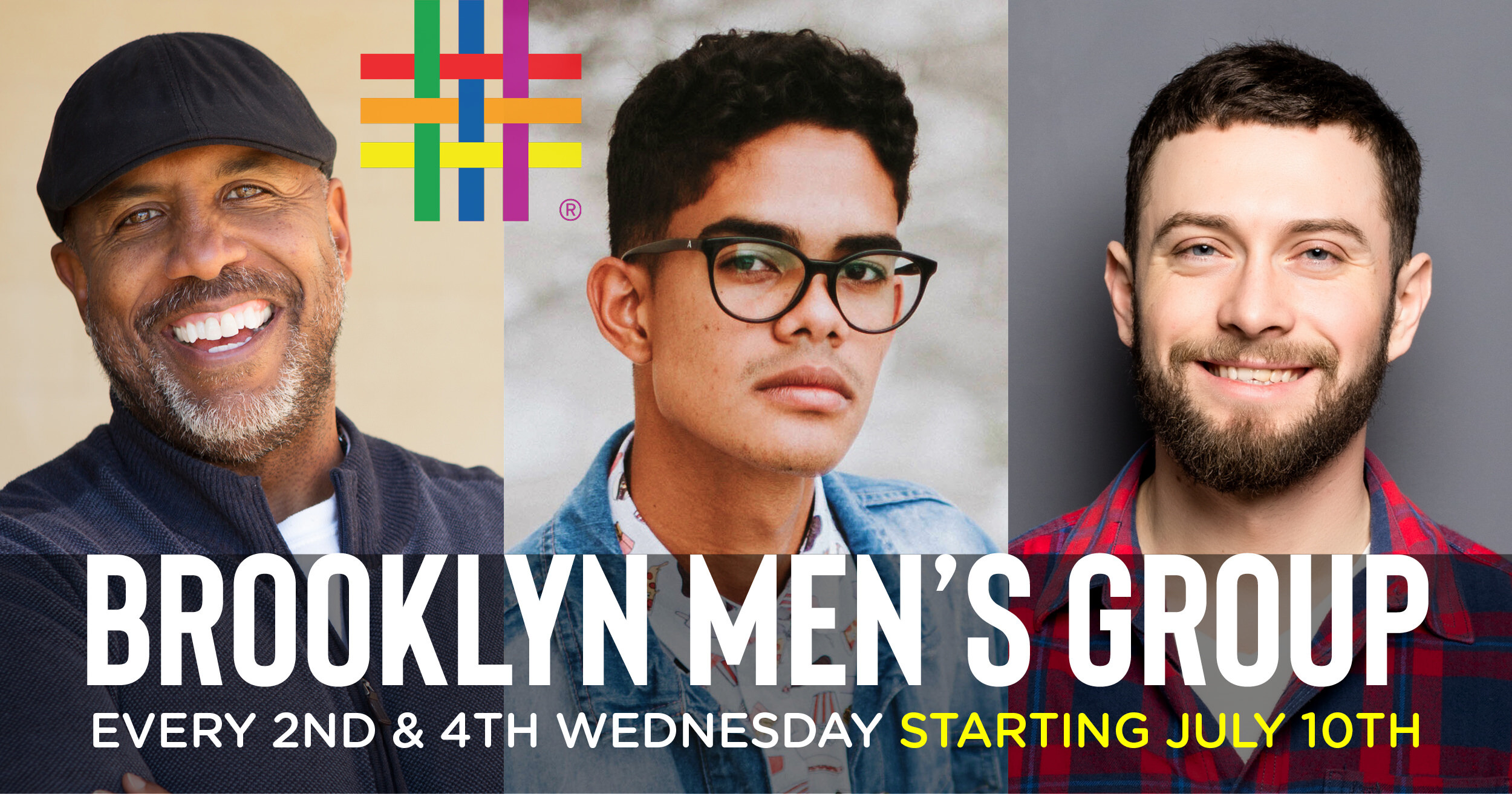 Brooklyn Men's Group at Brooklyn Community Pride Center
