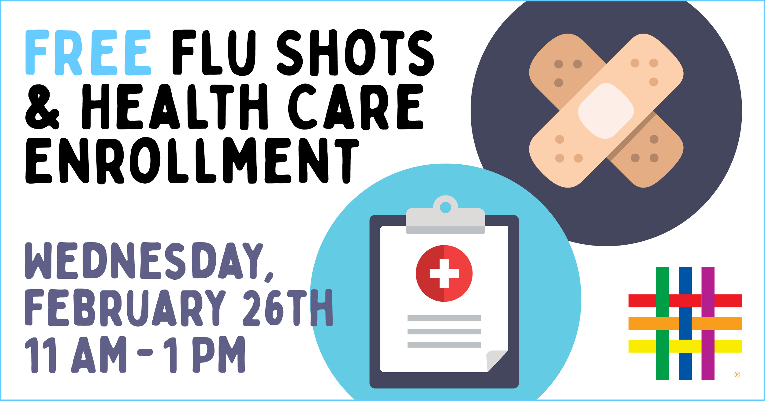 FREE Flu Shots and Health Care Enrollment at Brooklyn Community Pride Center