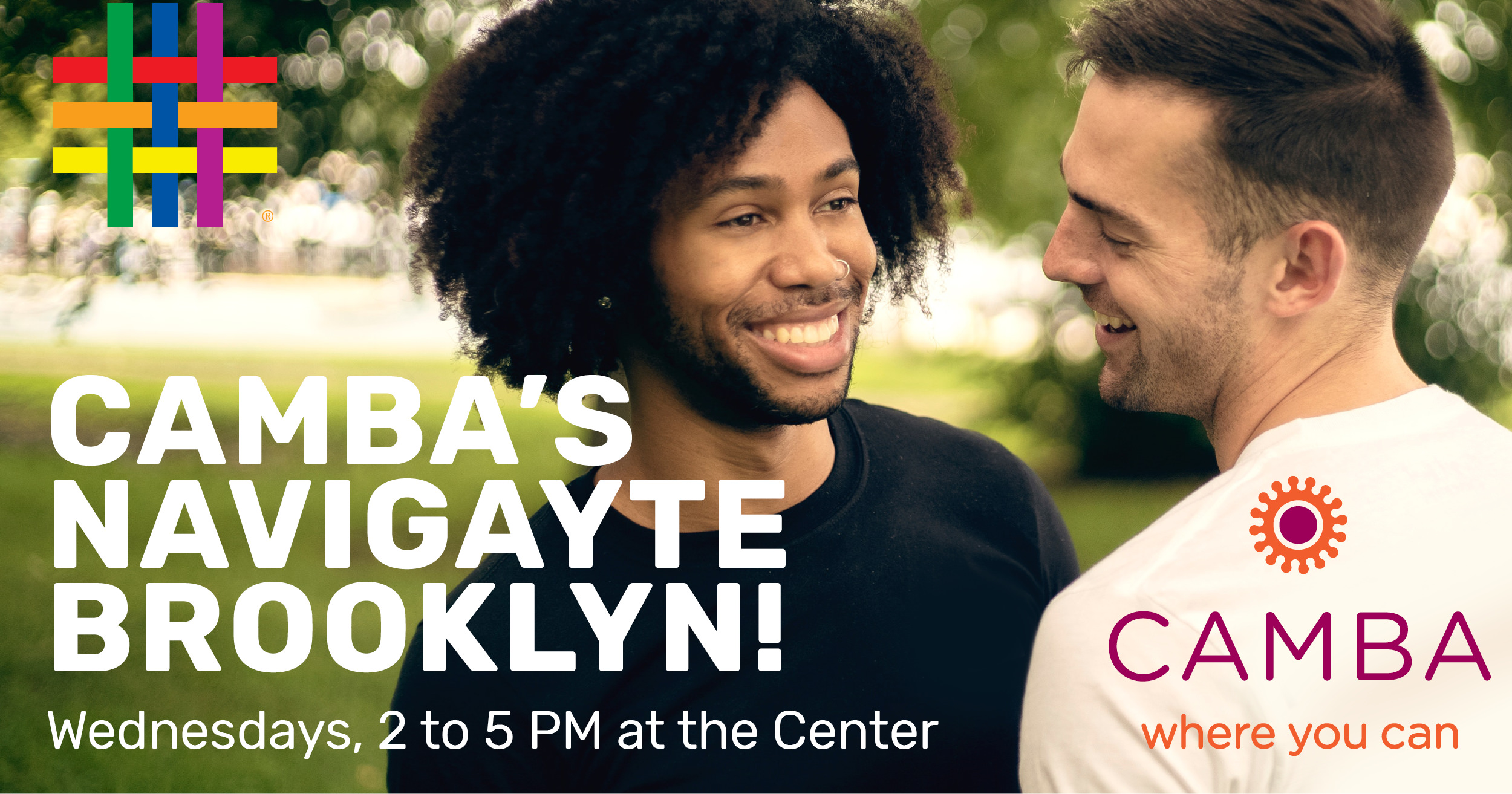 CAMBA's NAVIGAYTE BROOKLYN! at Brooklyn Community Pride Center