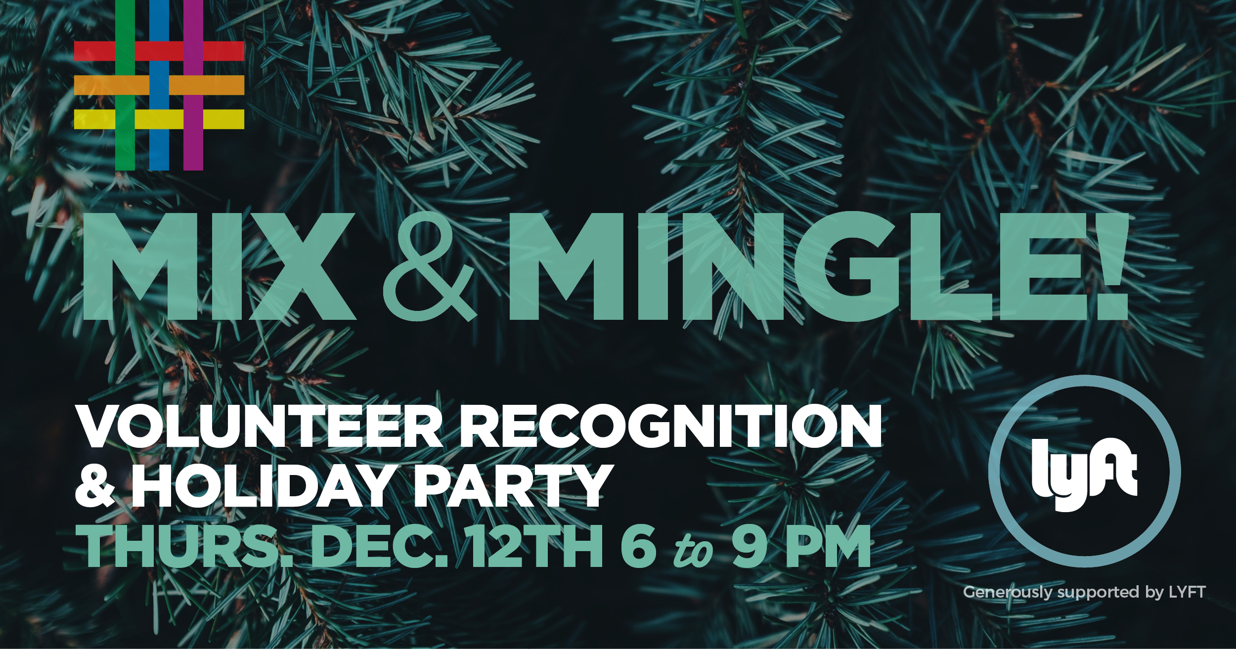 2019 Volunteer Recognition & Holiday Party at Brooklyn Community Pride Center