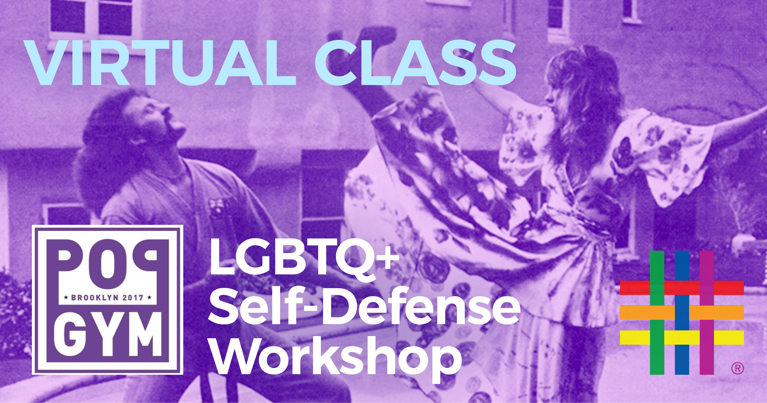 LGBTQ+ Self-Defense Class at Brooklyn Community Pride Center