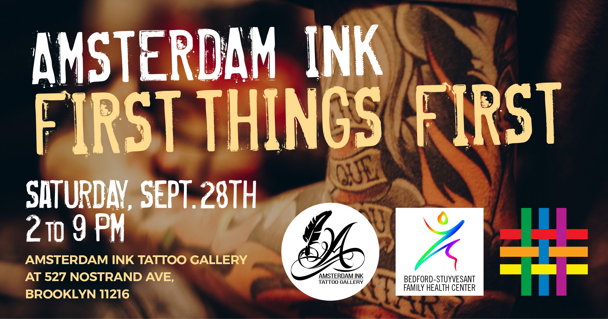 Amsterdam Ink First Things First