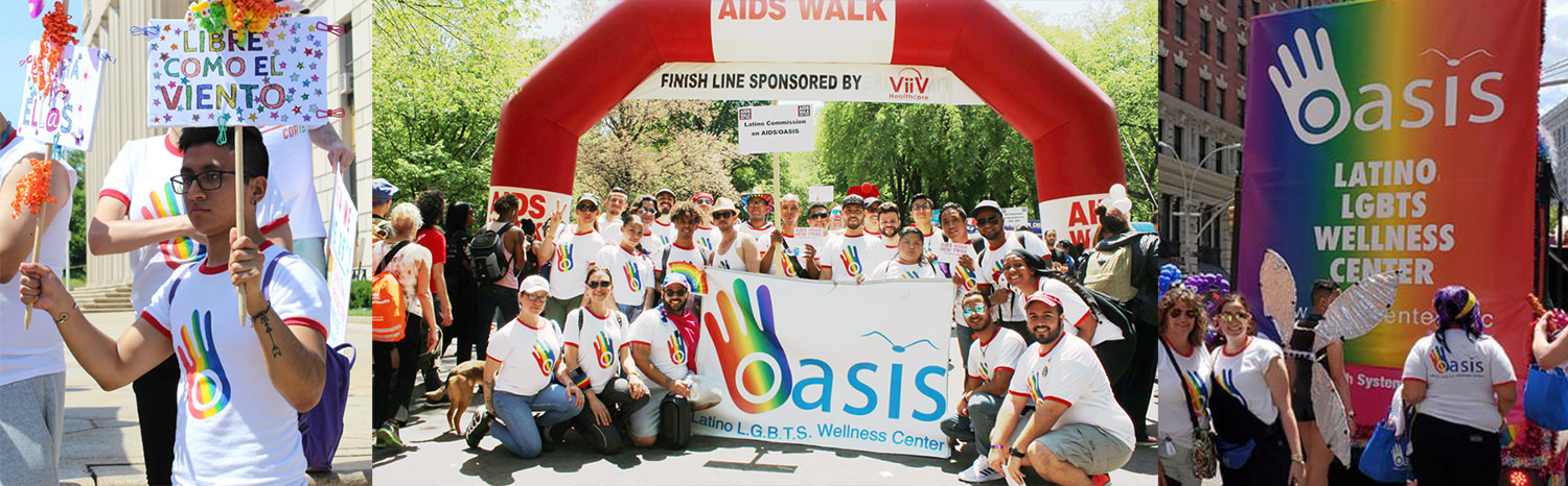 Oasis Latino LGBTS Wellness Center