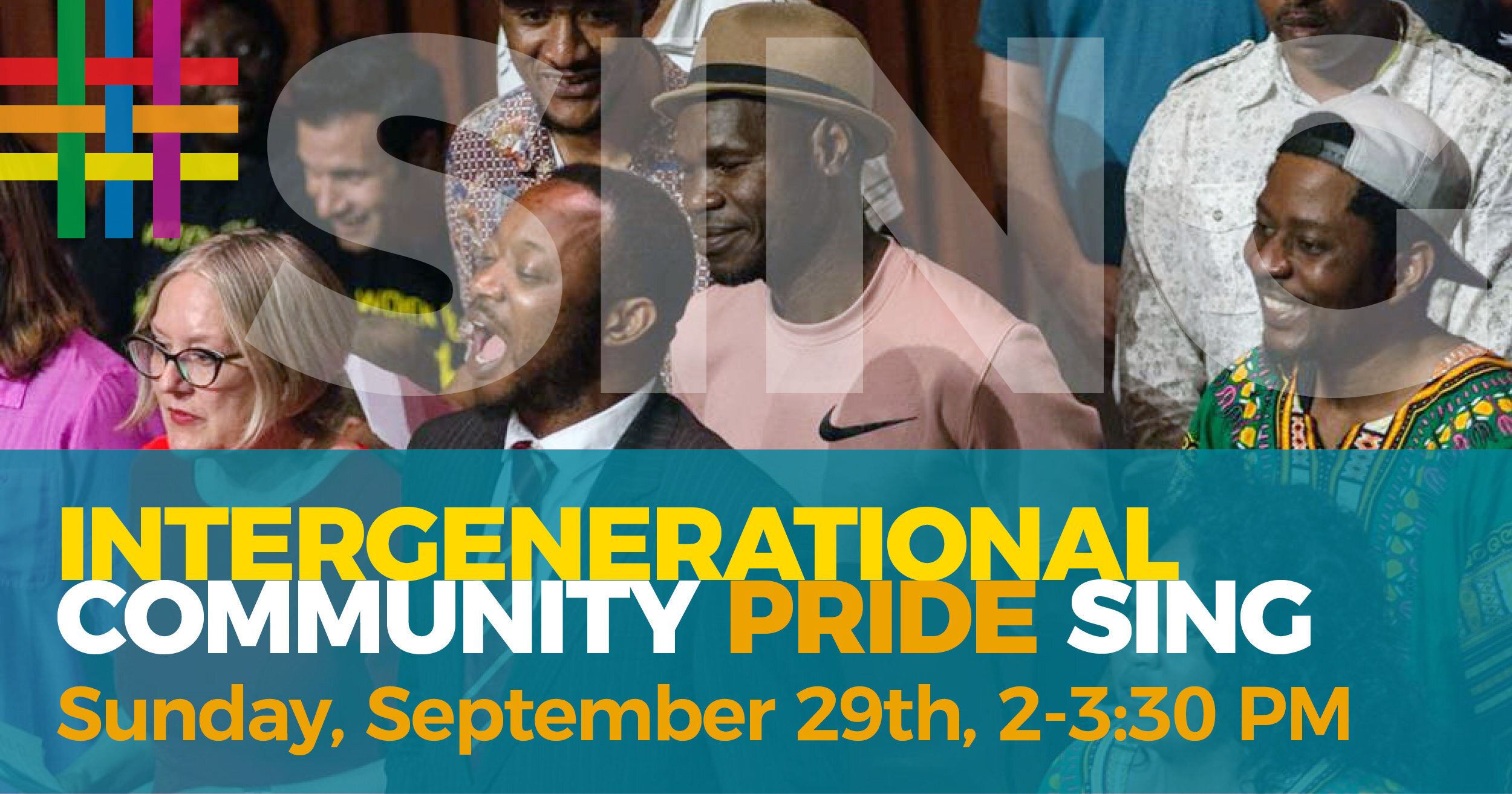 Intergenerational Community Pride Sing at Brooklyn Community Pride Center