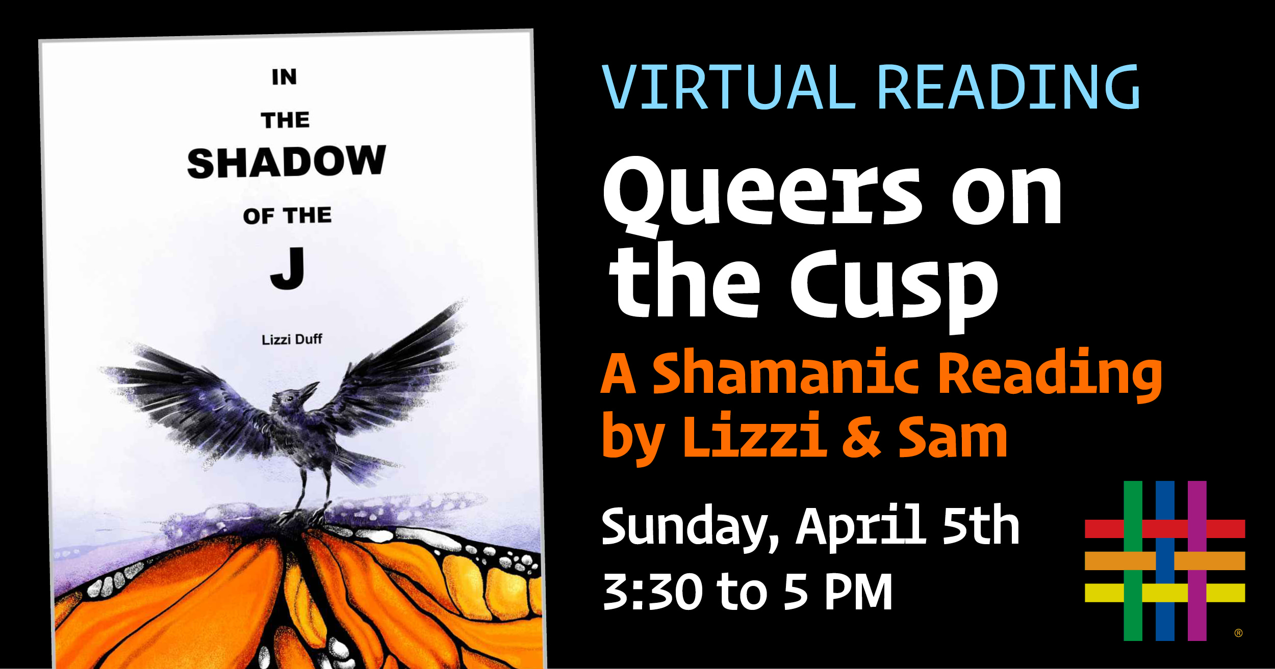 QUEERS ON THE CUSP | A SHAMANIC READING BY LIZZI & SAM at Brooklyn Community Pride Center