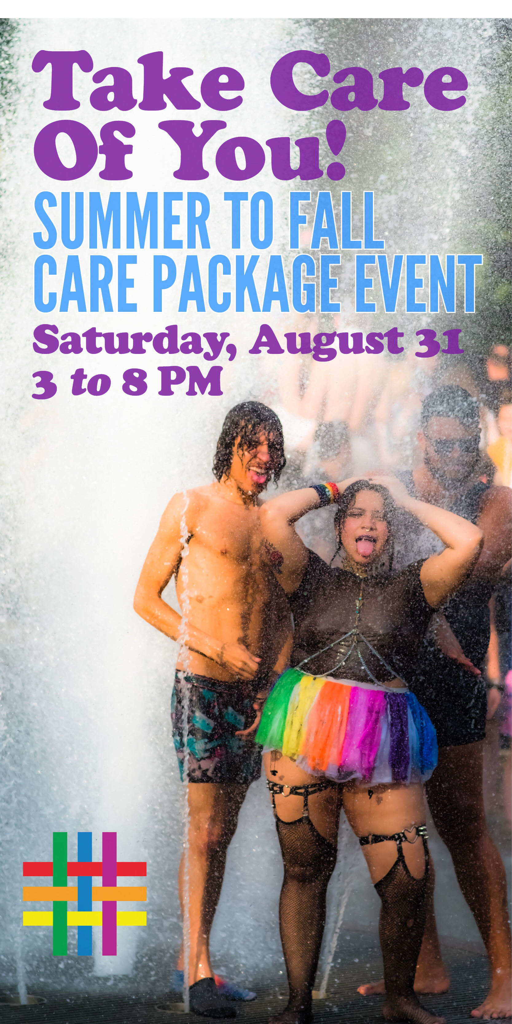 Summer to Fall Care Package Event at Brooklyn Community Pride Center