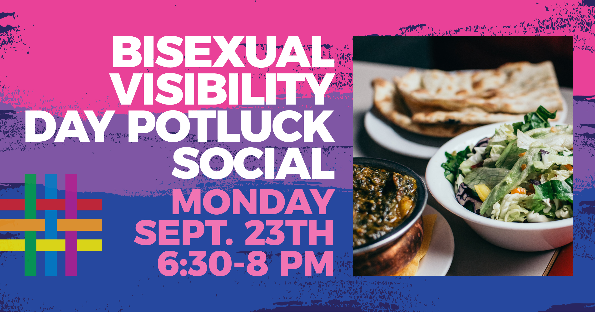 Bisexual Visibility Day: Potluck Social at Brooklyn Community Pride Center