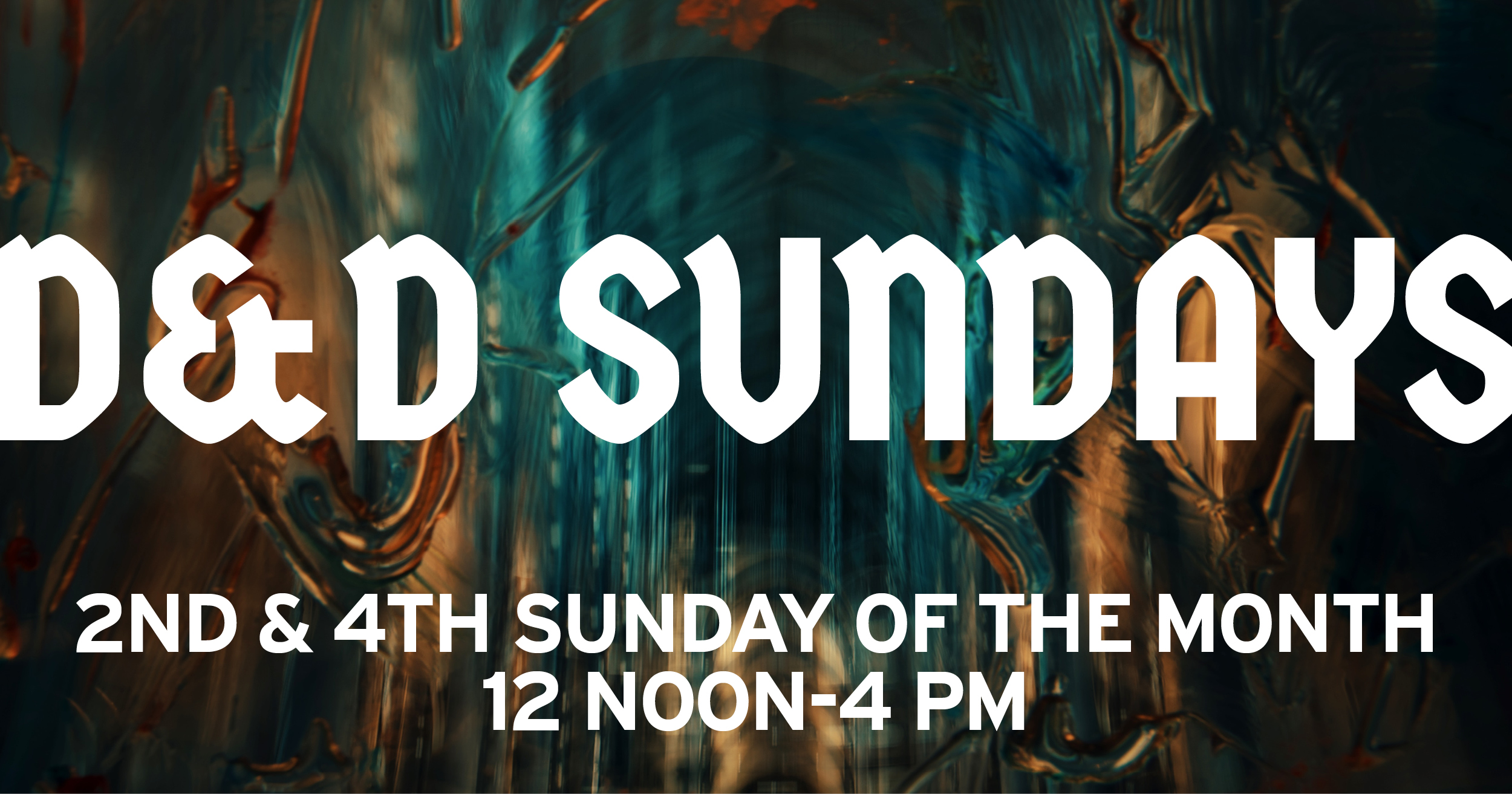 D&D Sundays at Brooklyn Community Pride Center