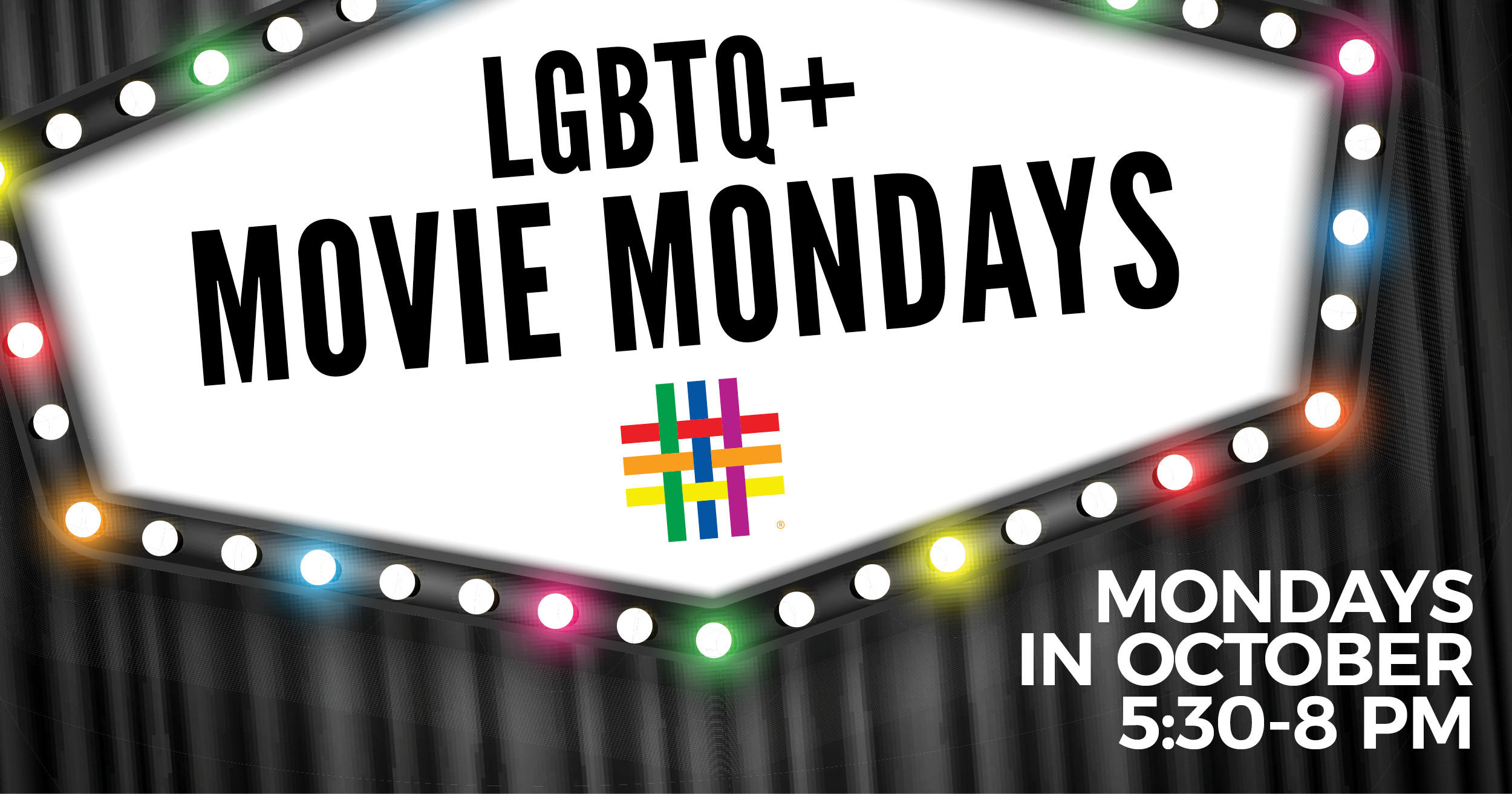 LGBTQ+ Movie Mondays at Brooklyn Community Pride Center