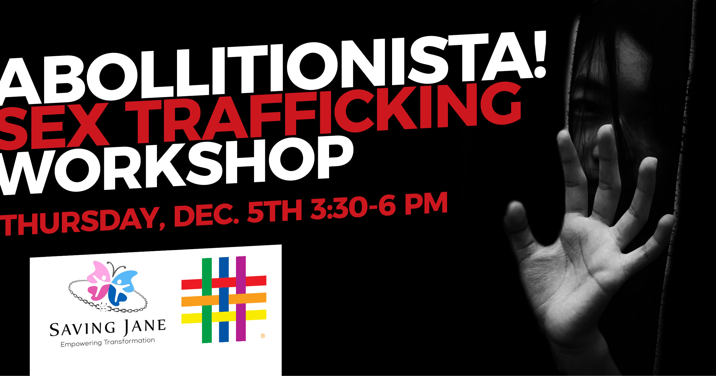 Abollitionista! Sex Trafficking Workshop at Brooklyn Community Pride Center