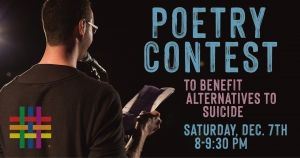 Poetry Contest at Brooklyn Community Pride Center