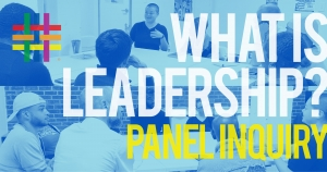 What Is Leadership? Panel Inquiry at Brooklyn Community Pride Center