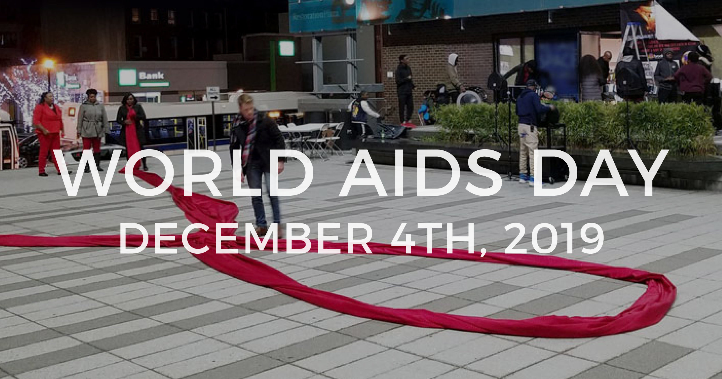 World AIDS Day Annual Candlelight Vigil at Brooklyn Community Pride Center