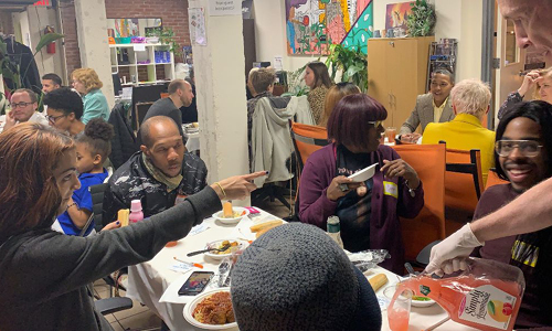 Giving Tuesday at Brooklyn Community Pride Center