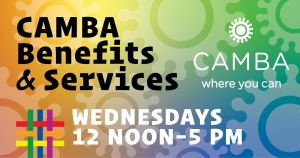 CAMBA Benefits & Services Every Wednesday at Brooklyn Community Pride Center