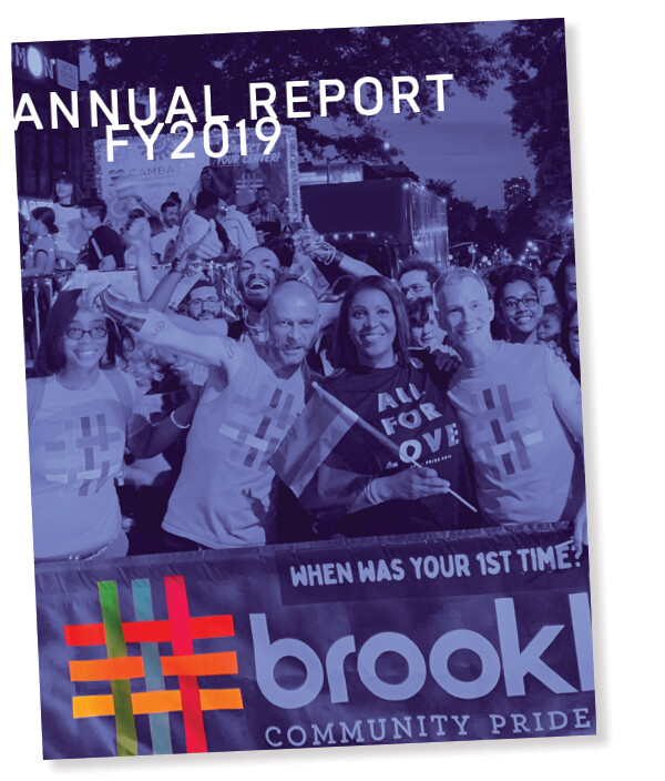 Brooklyn Community Pride Center Annual Reports