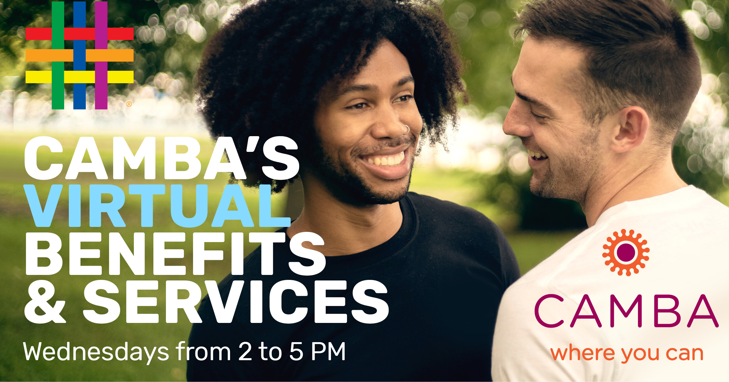 VIRTUAL: CAMBA Benefits & Services