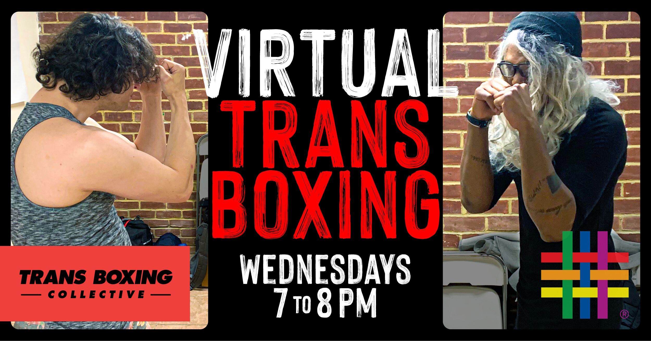 VIRTUAL Trans Boxing at Brooklyn Community Pride Center