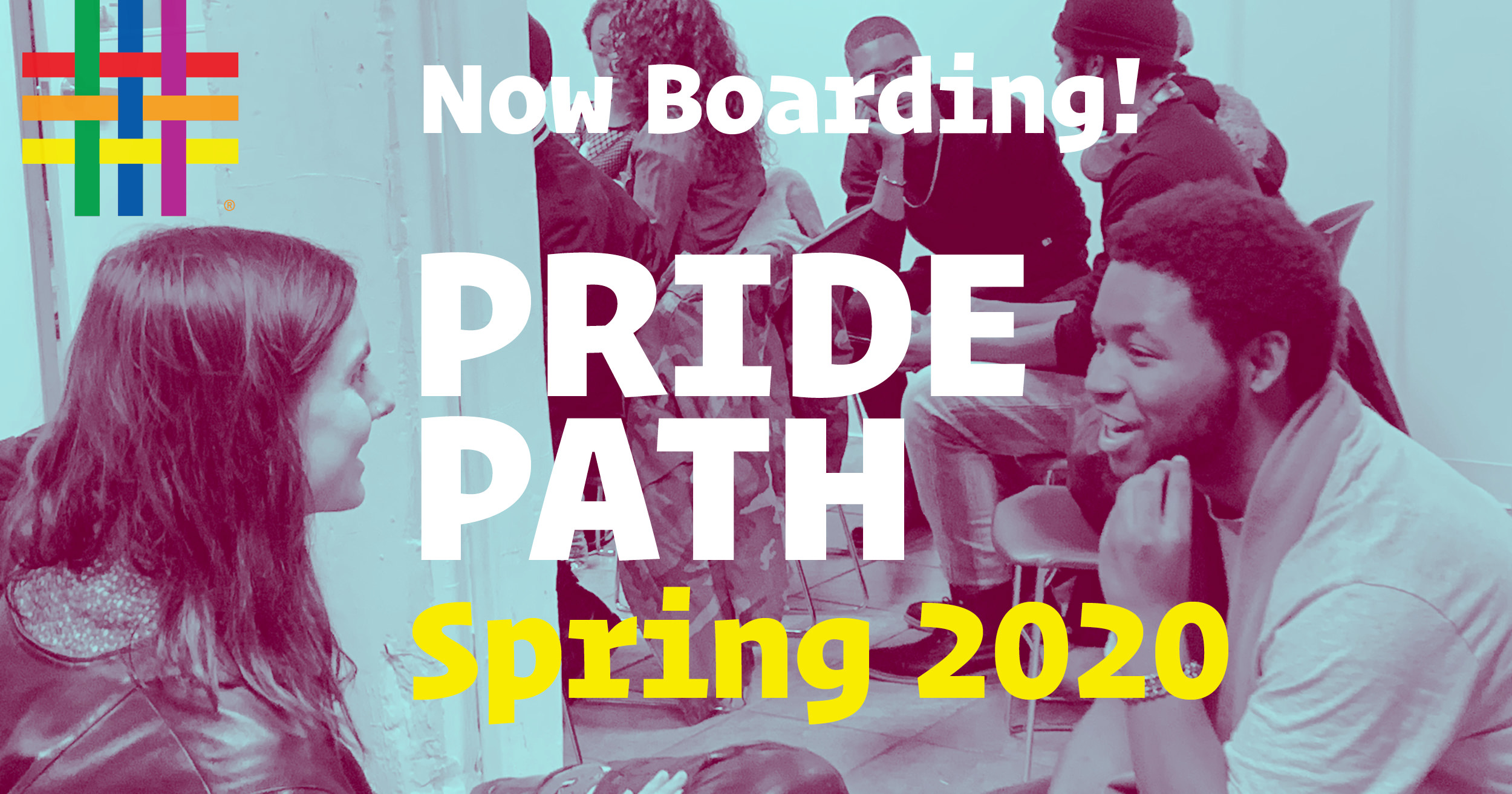 Pride Path is Now Boarding at Brooklyn Community Pride Center