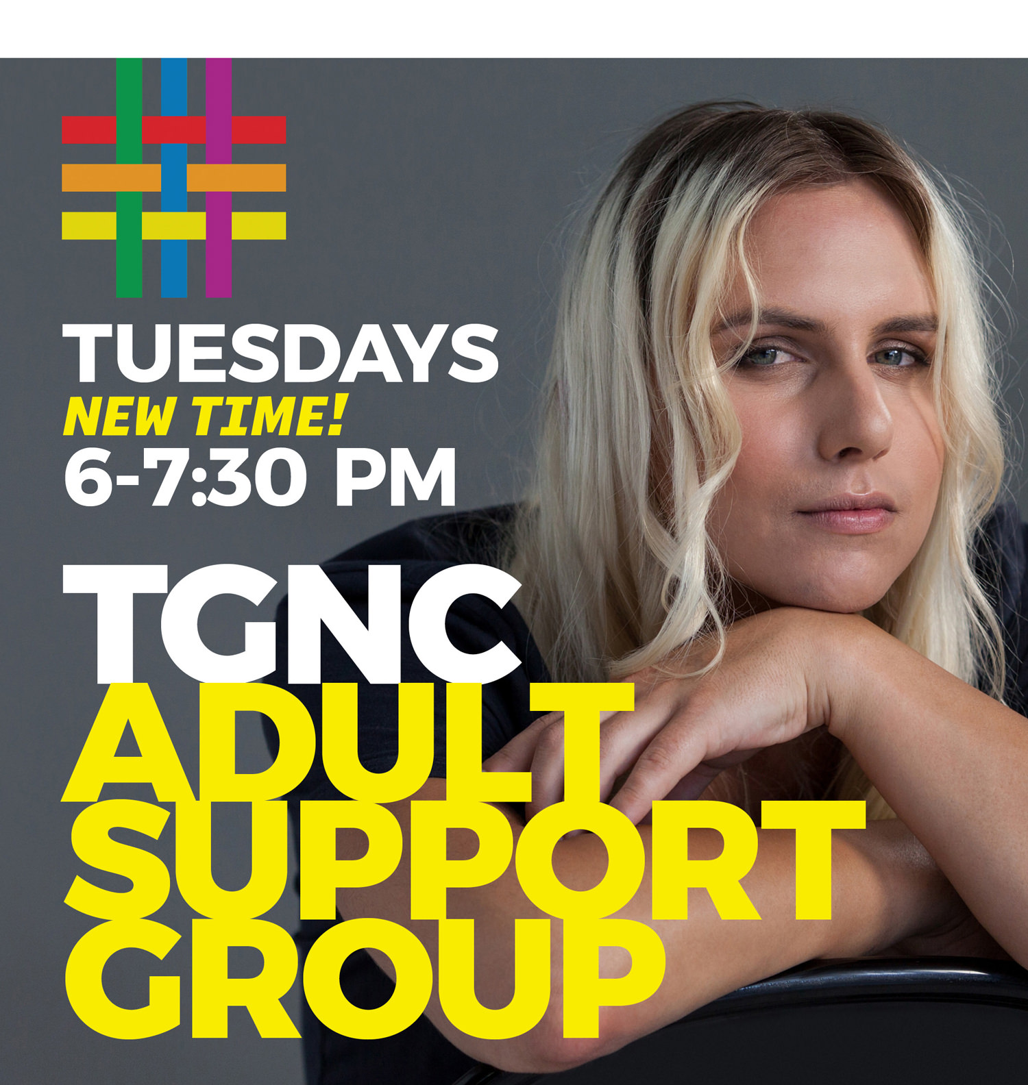 TGNC adult Support Group at Brooklyn Community Pride Center