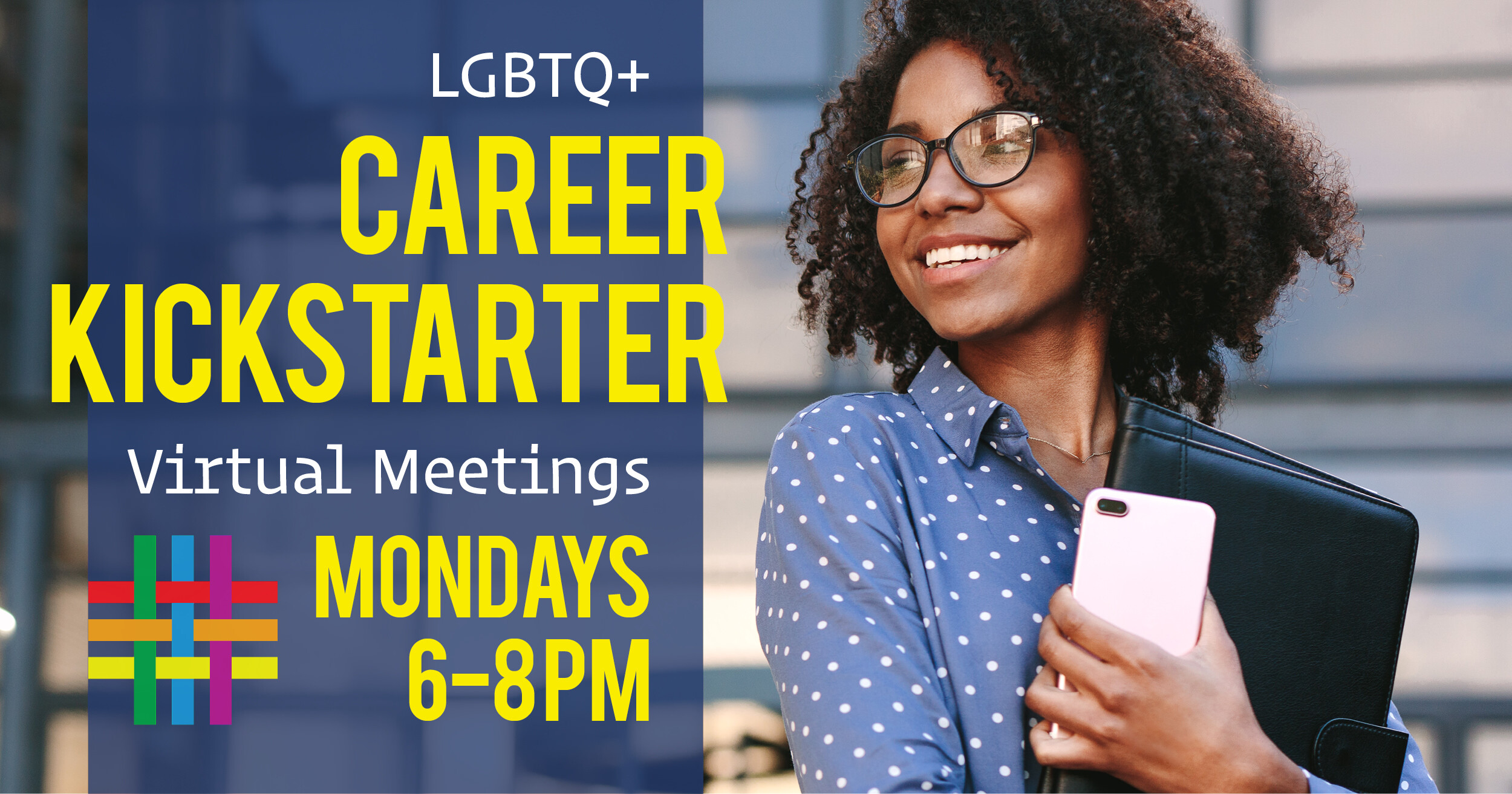 VIRTUAL: LGBTQ+ Career Kickstarter