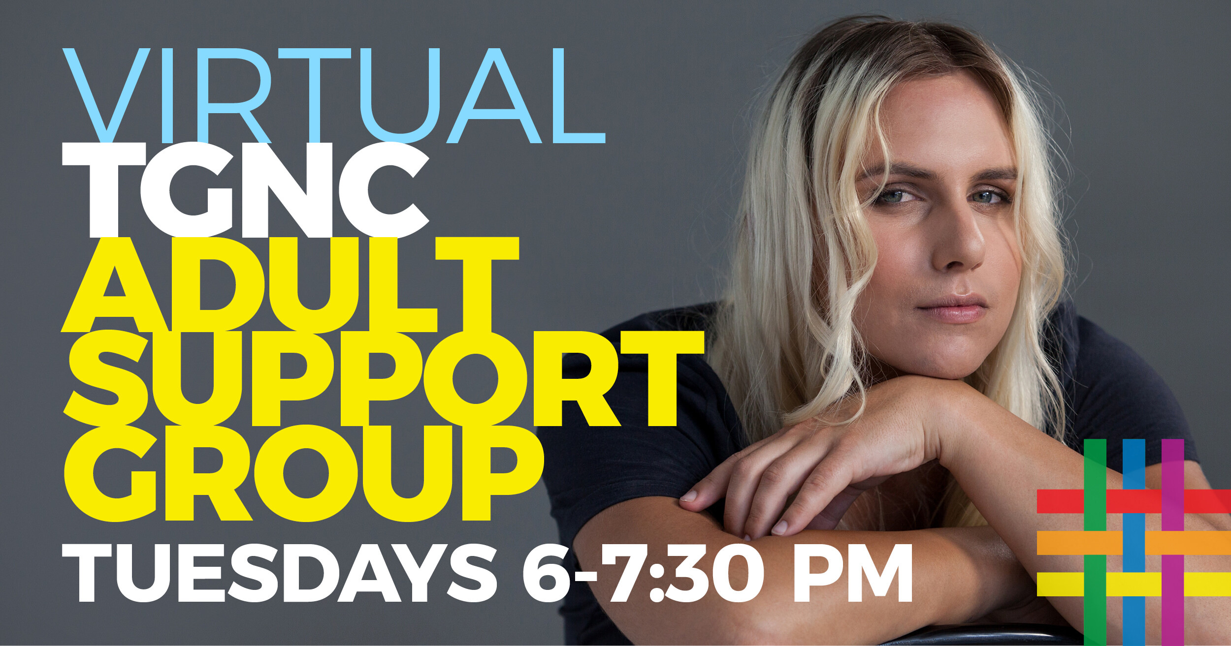 VIRTUAL: TGNC Adult Support Group