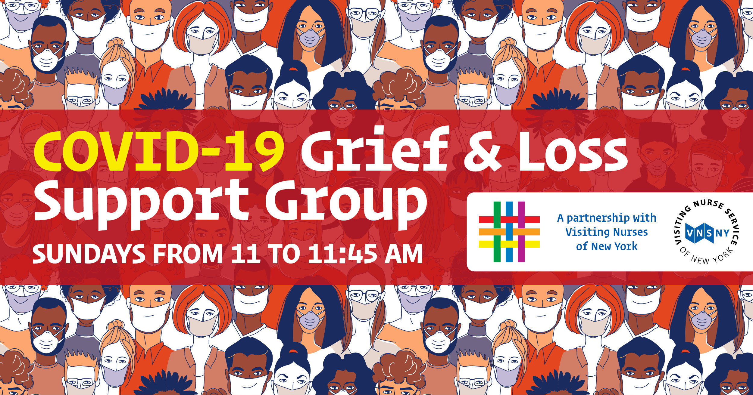 COVID-19 Grief & Loss Support Group