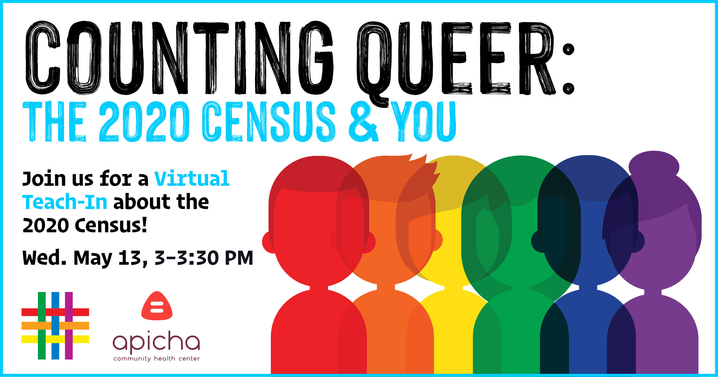 Counting Queer: The 2020 Census & You