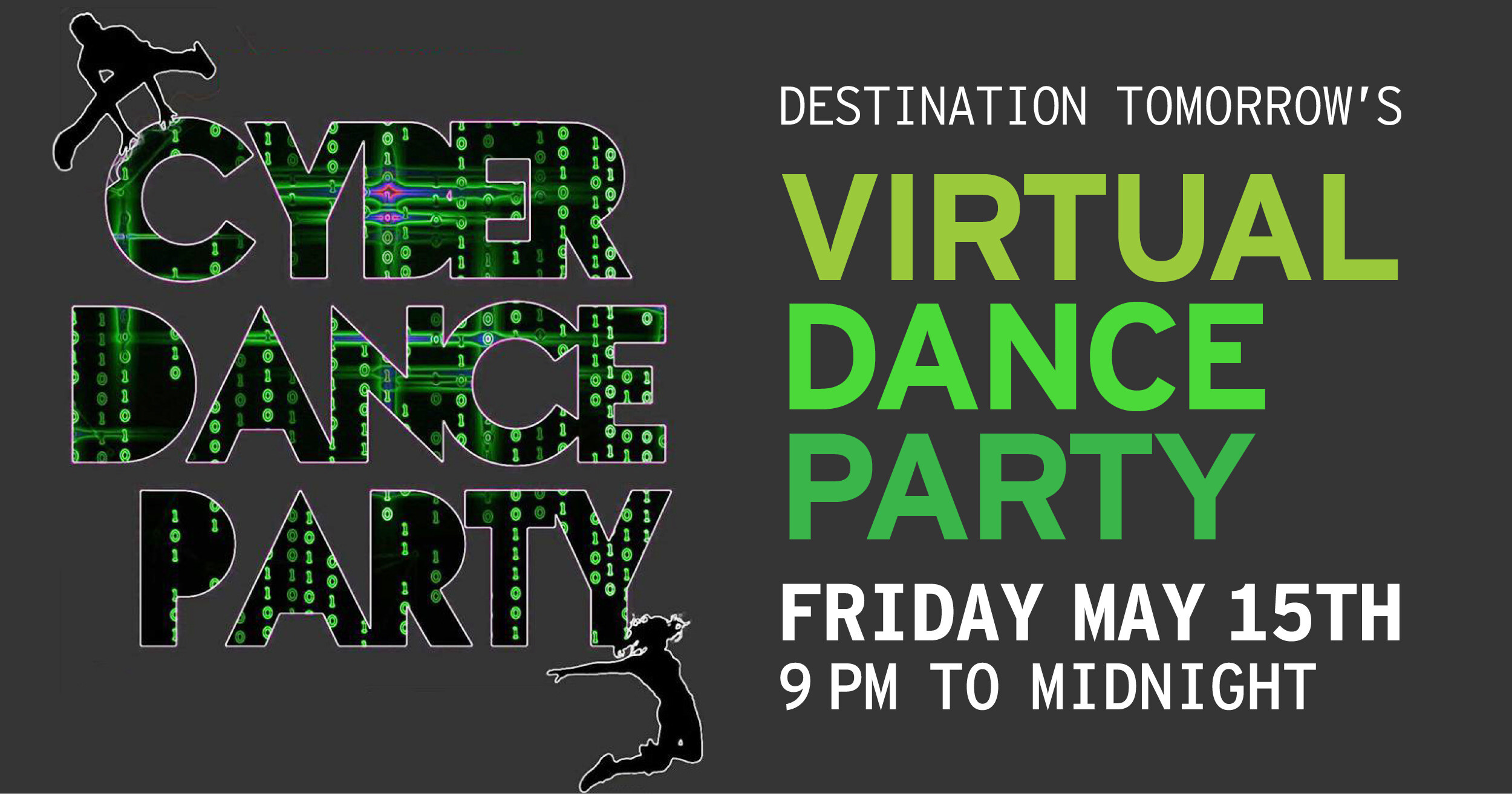 Destination Tomorrow's Virtual Dance Party