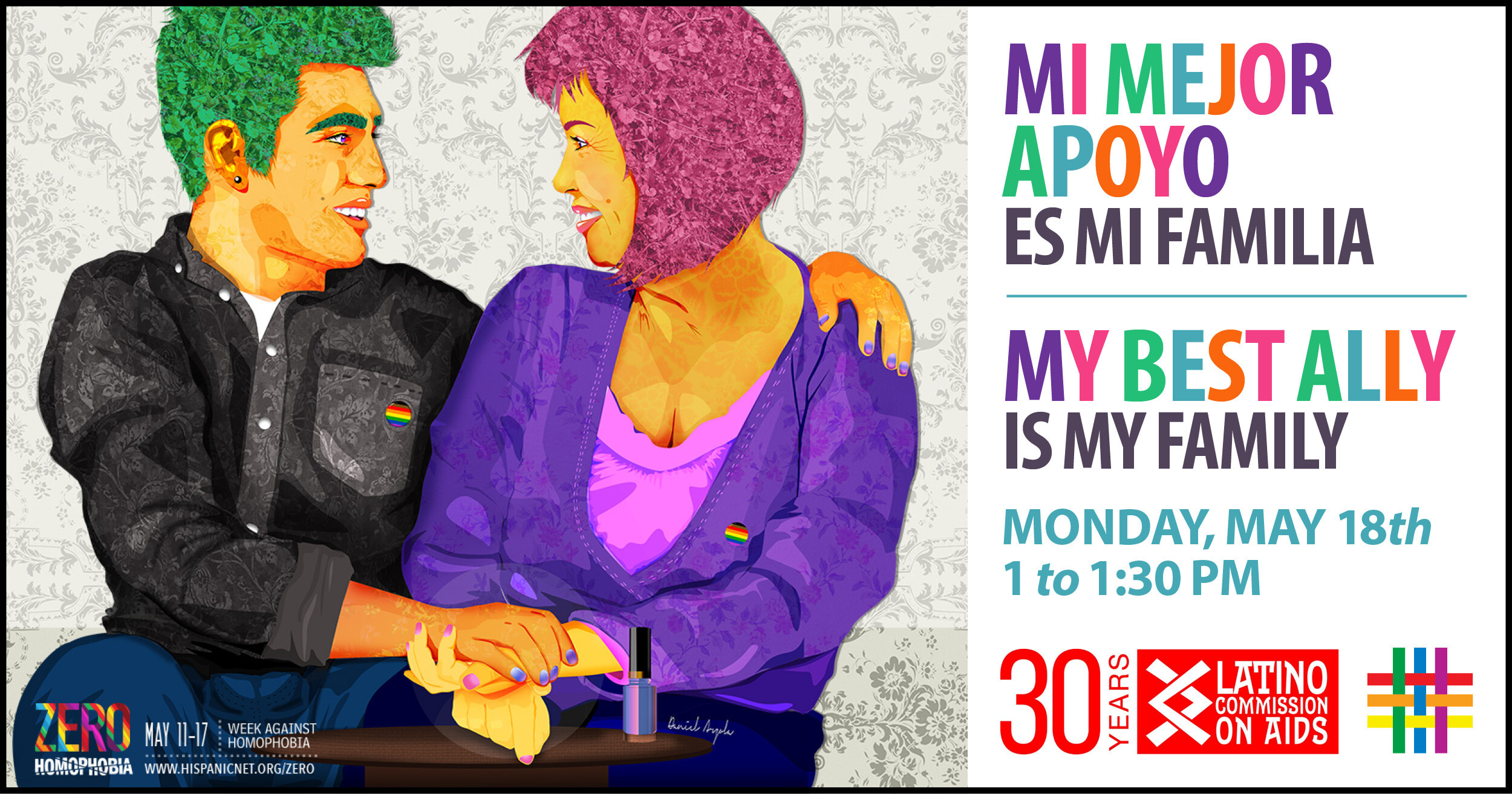 Week Against Homophobia: My Best Ally Is My Family
