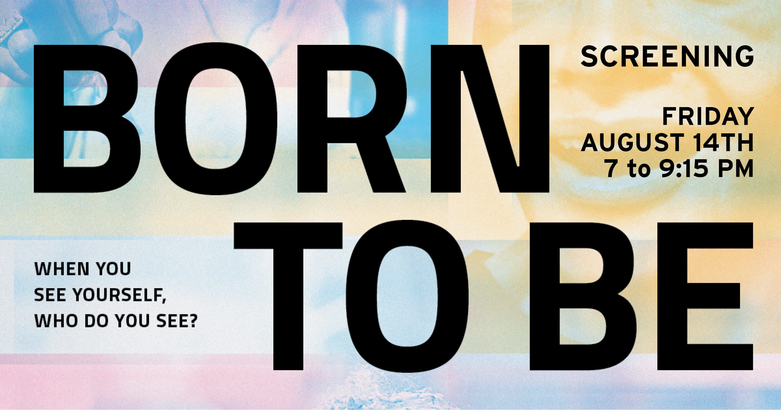 Born to Be Screening at Brooklyn Community Pride Center