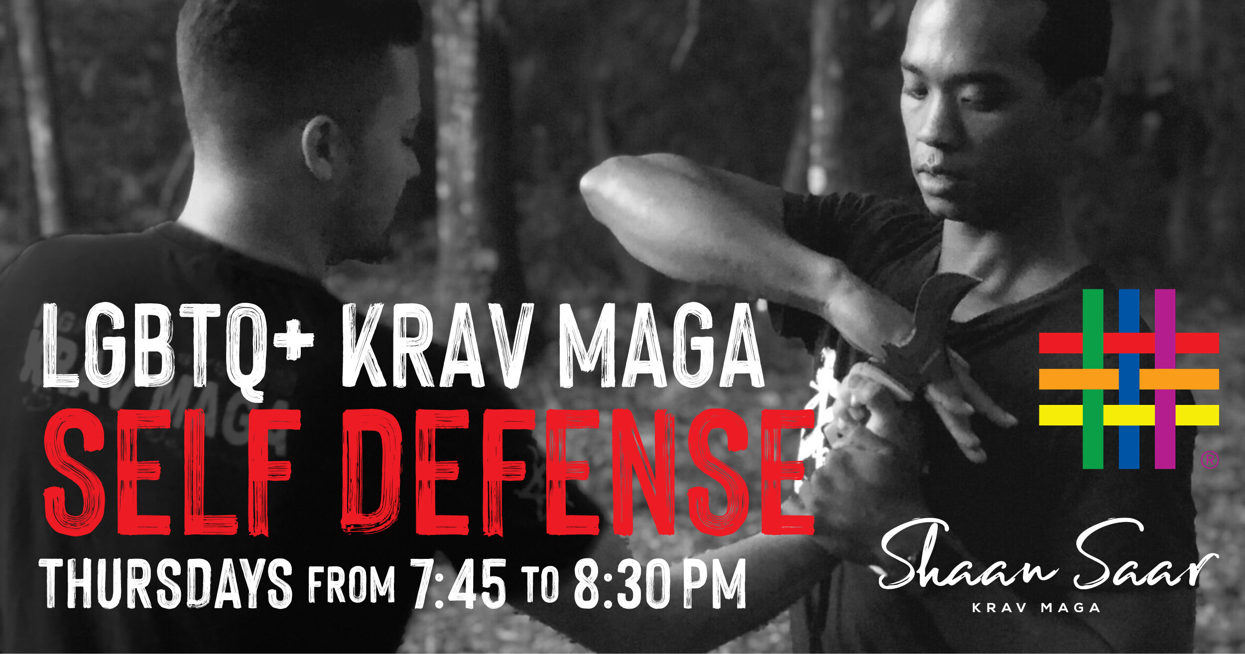 LGBTQ+ Krav Maga Self Defense