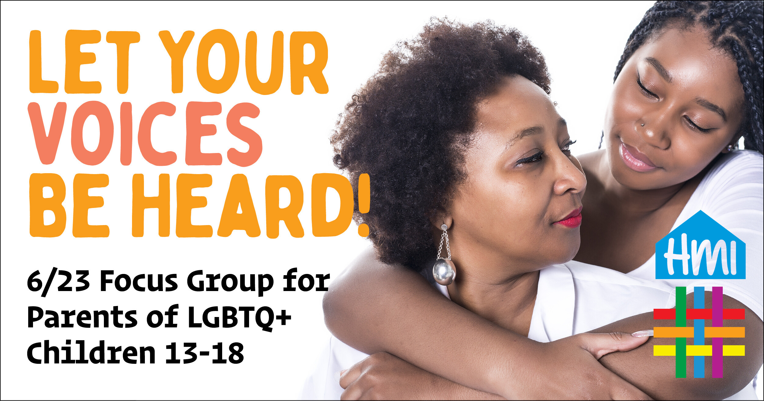 Let Your Voices Be Heard at Brooklyn Community Pride Center