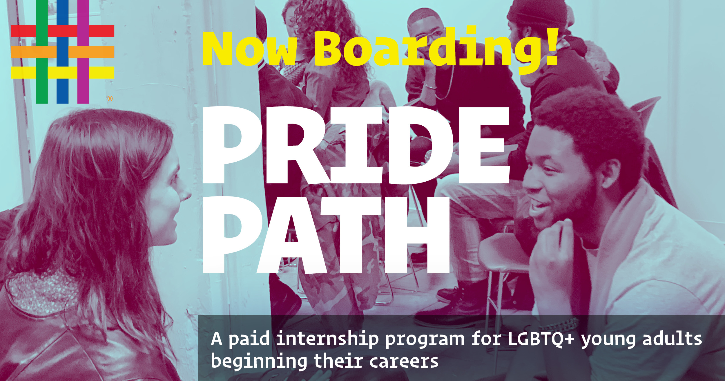 Pride Path for LGBTQ+ Young Adults at Brooklyn Community Pride Center