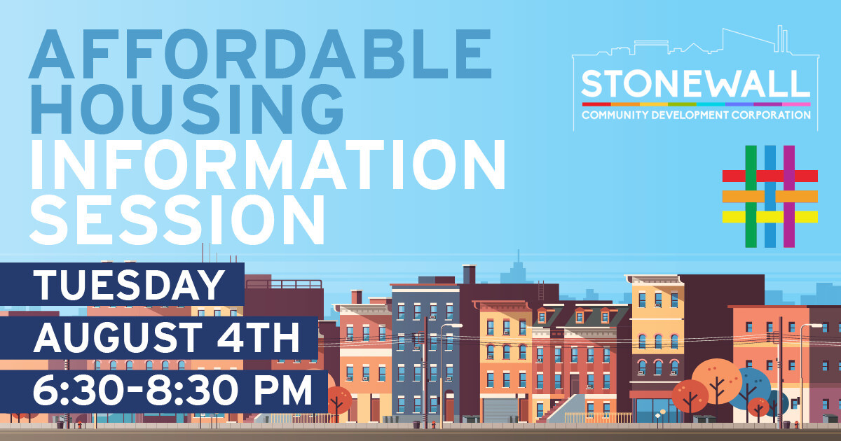 Affordable Housing Information Session at Brooklyn Community Pride Center