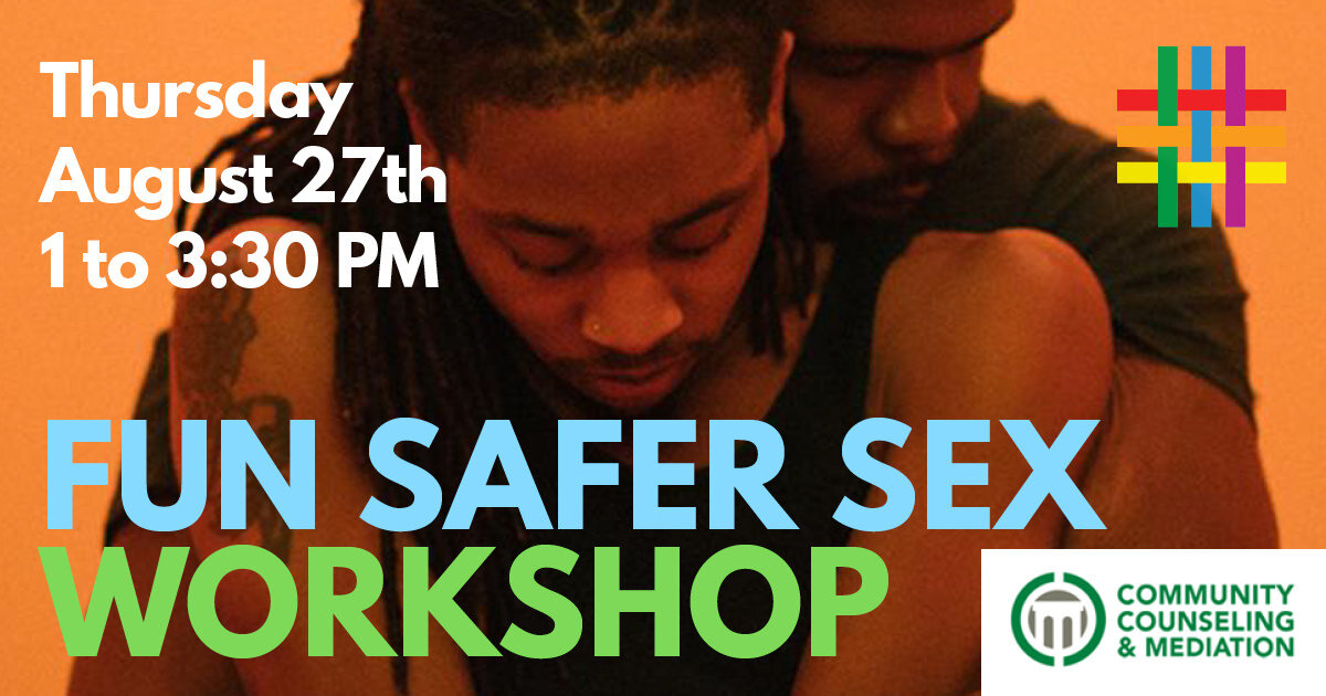 Fun Safer Sex Workshop at Brooklyn Community Pride Center