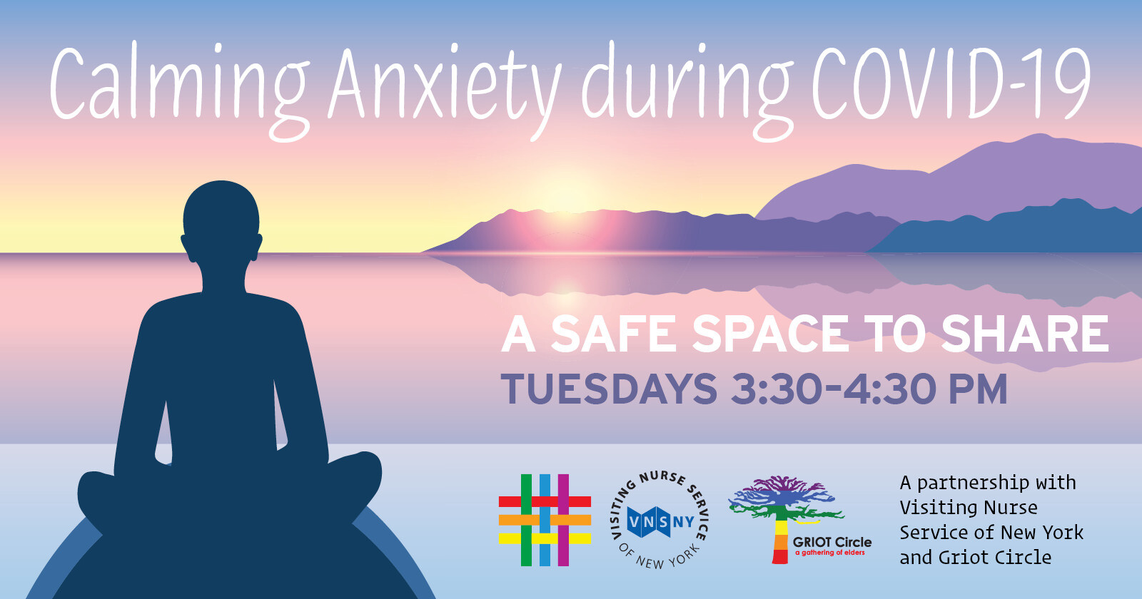 Calming Anxiety during COVID-19 at Brooklyn Community Pride Center