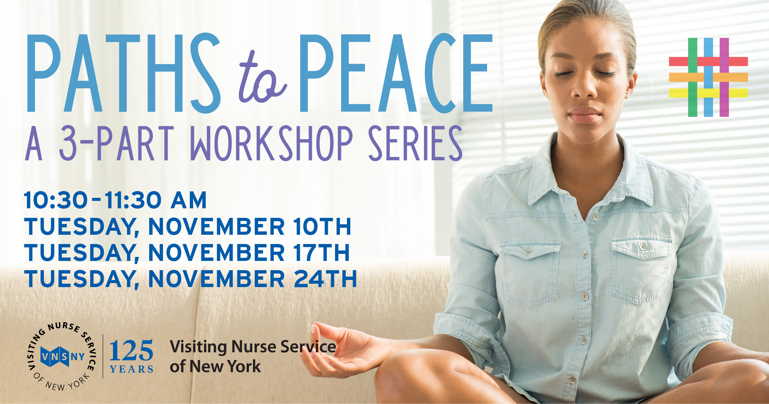Paths to Peace Workshops at Brooklyn Community Pride Center