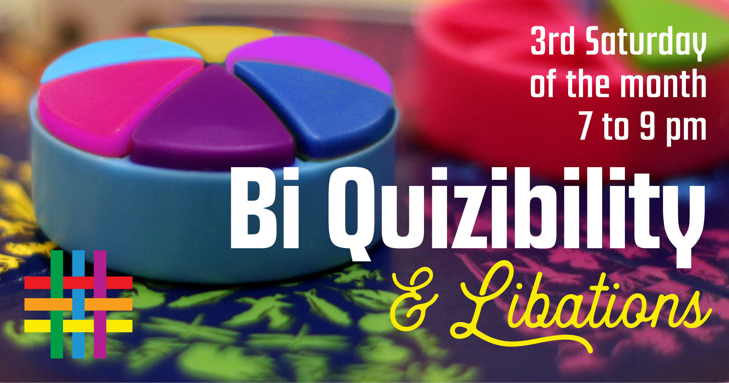 Bi Quizibility & Libations at Brooklyn Community Pride Center