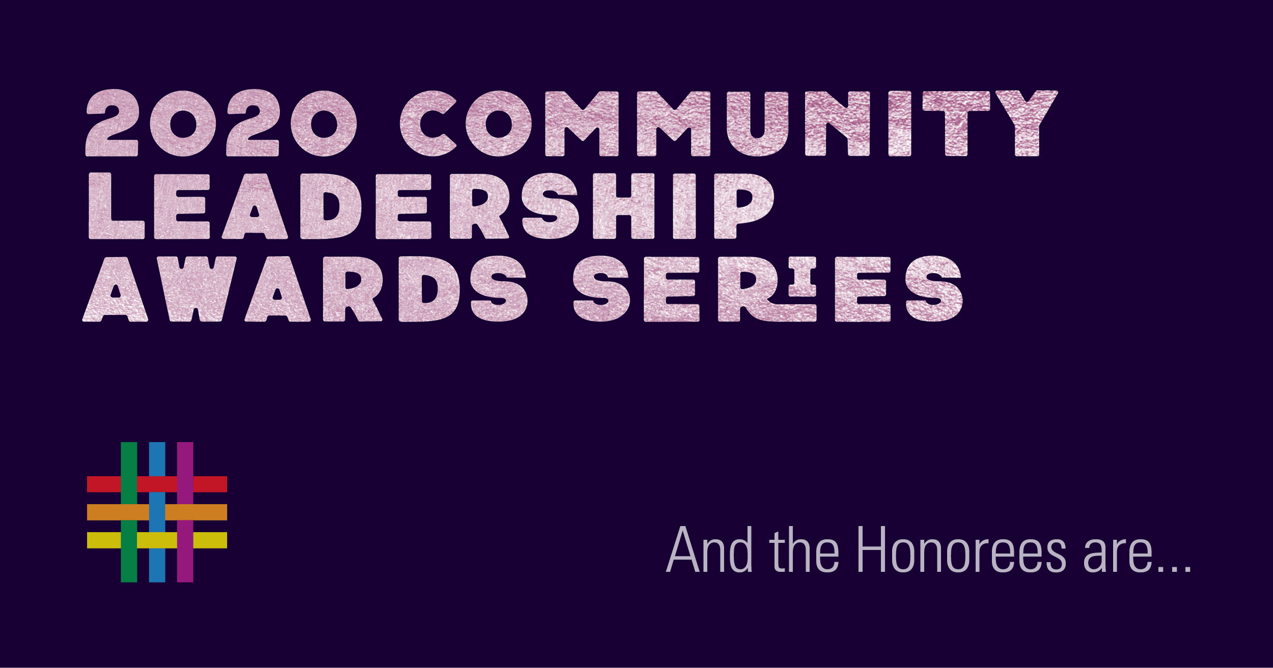 Brooklyn Community Pride Center's 2020 Community Leadership Awards