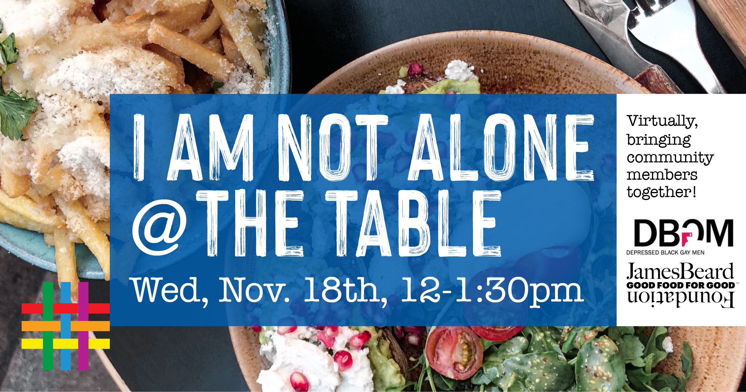 I Am Not Alone @ The Table