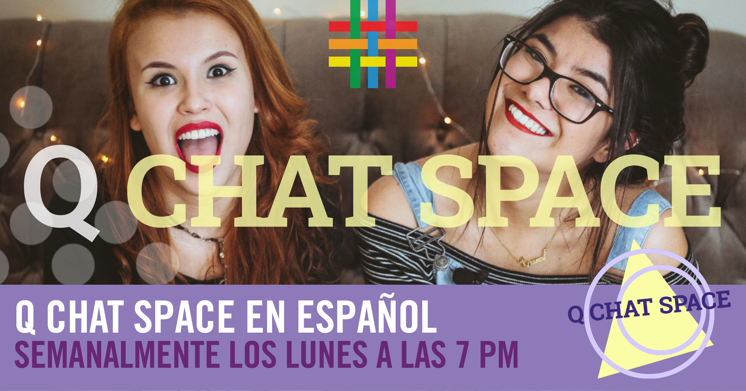 Q Chat Space en Español | Brooklyn Community Pride Center
