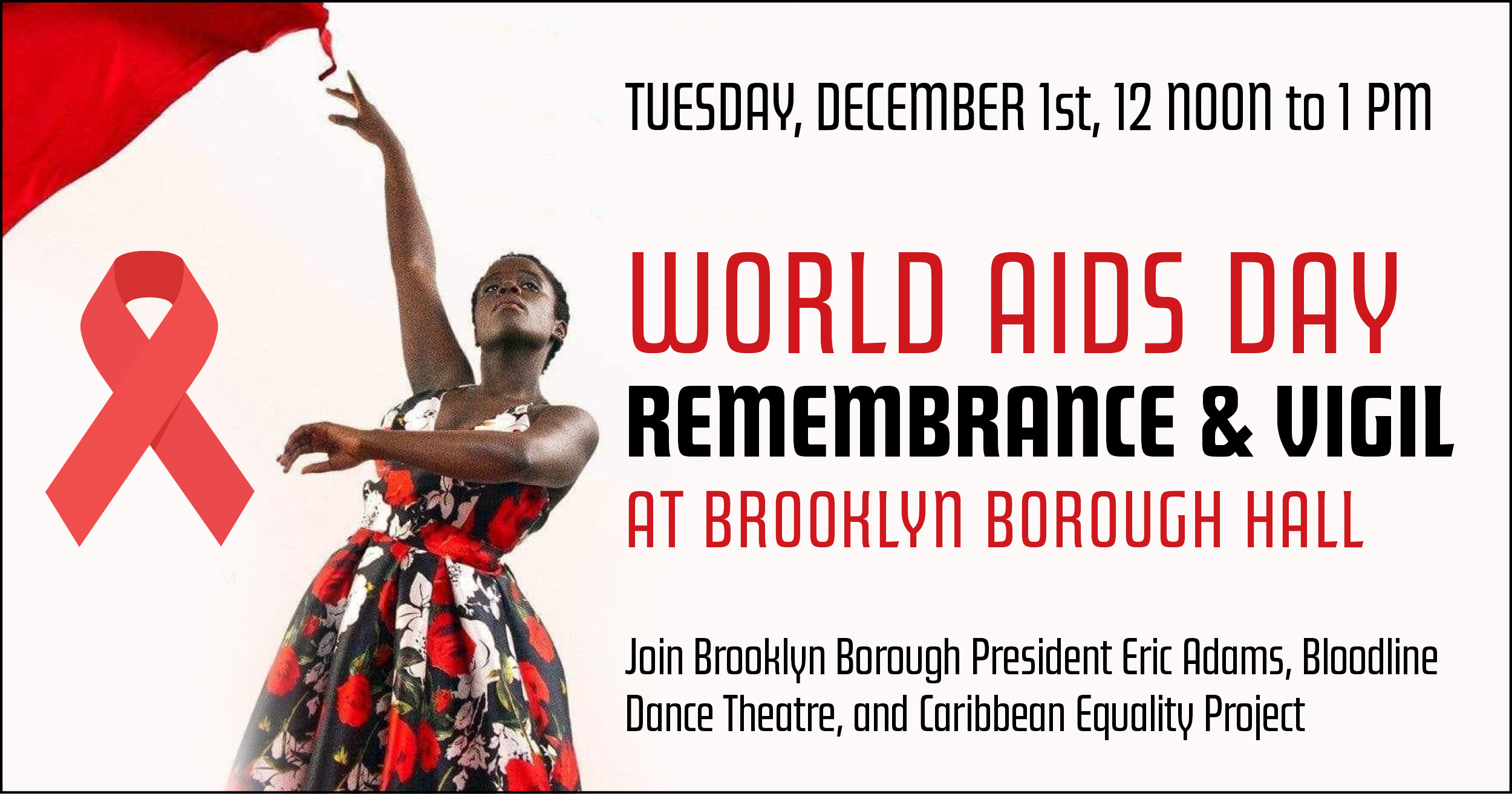 World AIDS Day Remembrance & Vigil