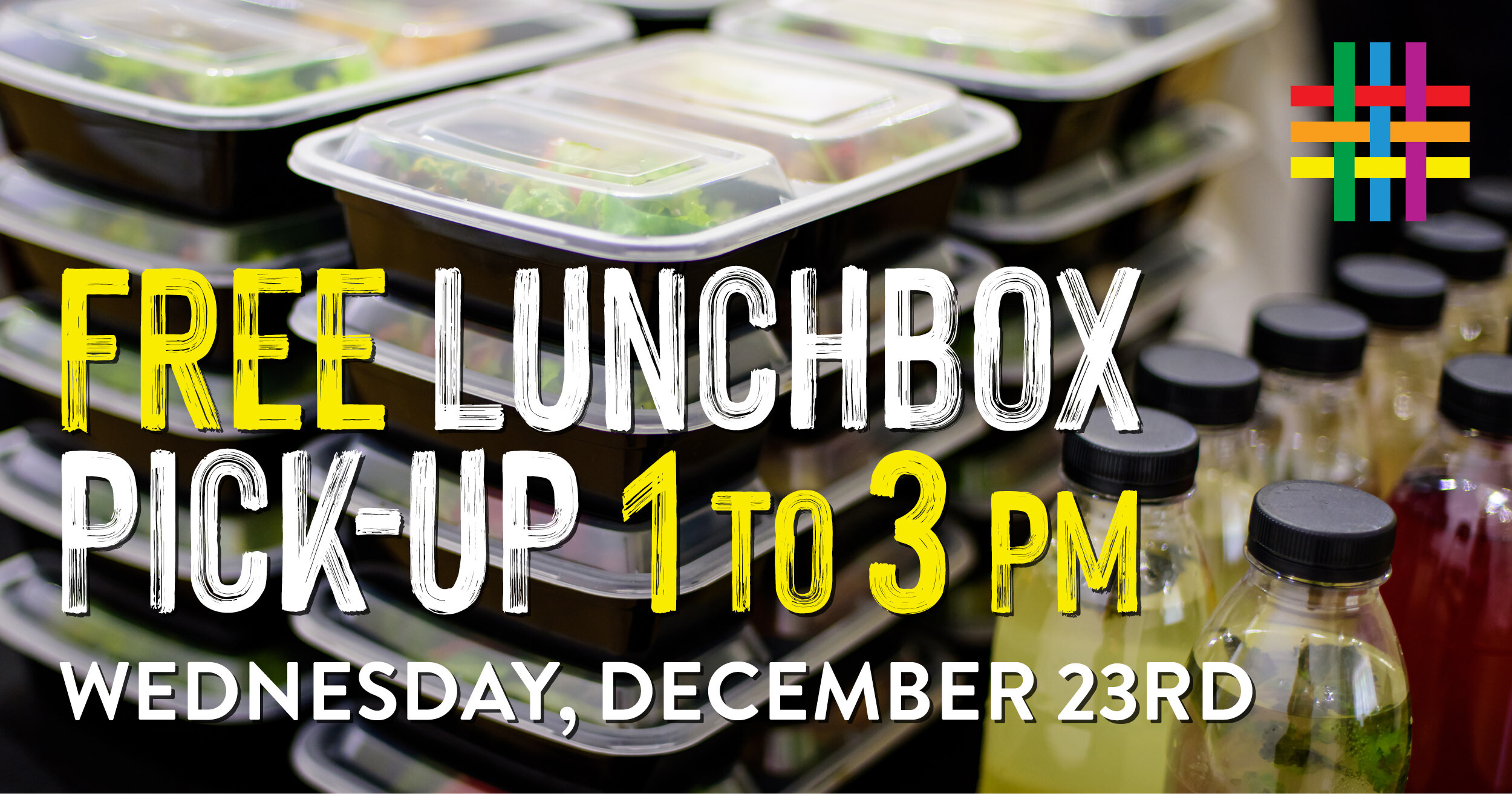 Free Lunchbox Pick-Up at Brooklyn Community Pride Center