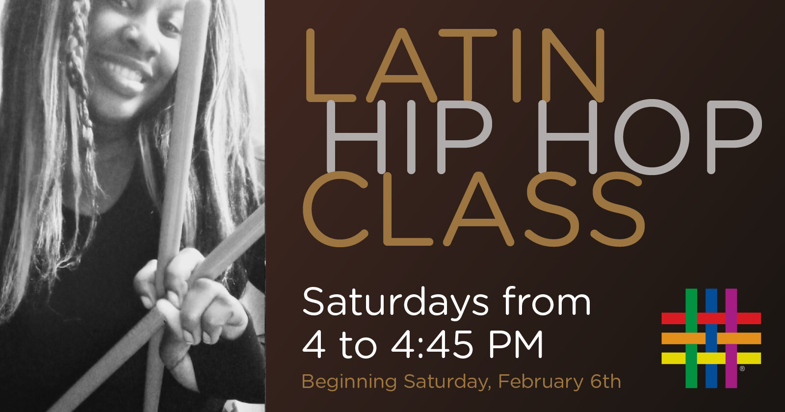 Latin Hip Hop Class at Brooklyn Community Pride Center