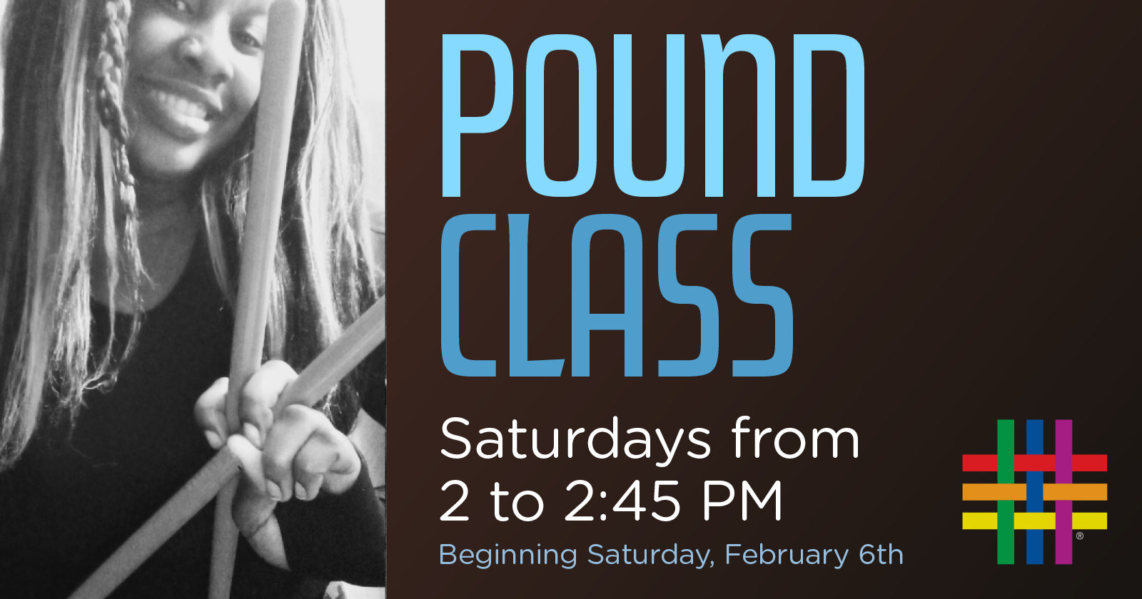 Pound Class at Brooklyn Community Pride Center