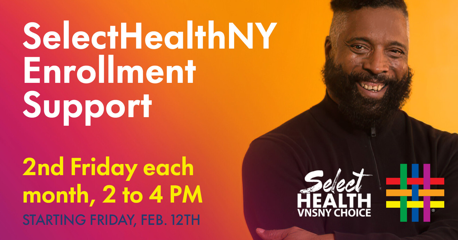 SelectHealthNY Enrollment Support at Brooklyn Community Pride Center